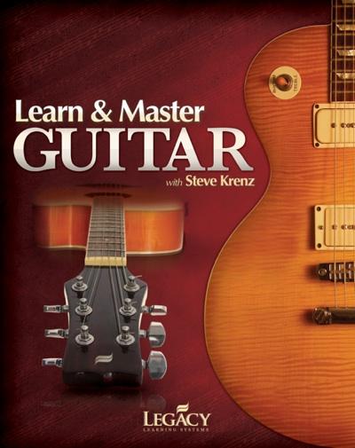 By guitar krenz learn master steve
