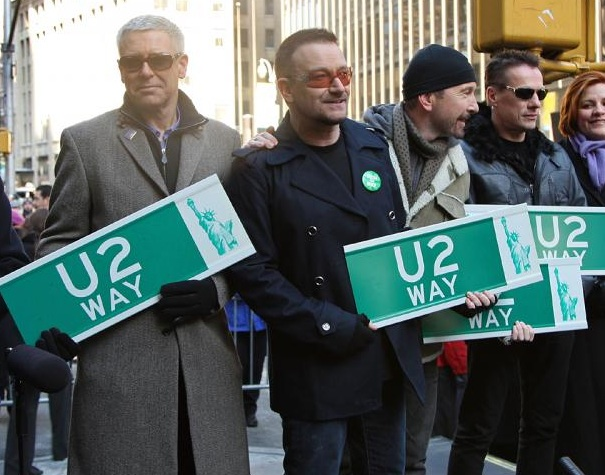 The Top 20 U2 Songs: #1