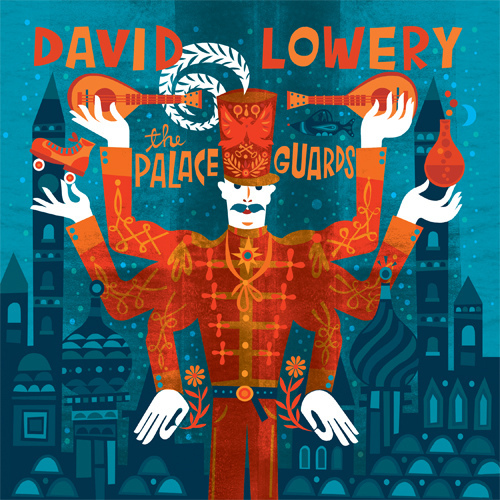 david lowery the palace gaurds