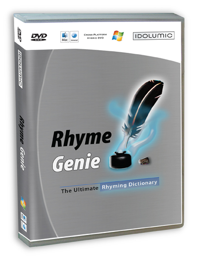 Rhyme ...  sc 1 st  American Songwriter & Review: Rhyme Genie The Ultimate Rhyming Dictionary « American ...
