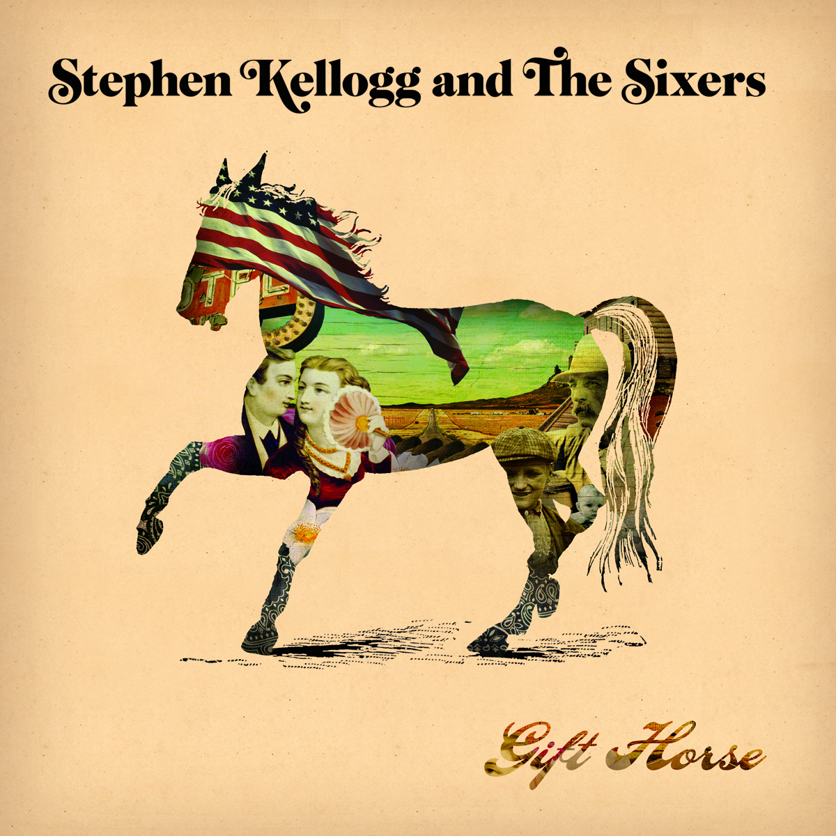 Album preview stephen kellogg the sixers gift horse american album preview stephen kellogg the sixers gift horse american songwriter negle Images