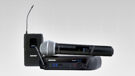 review shure pgxd2 wireless microphone american songwriter. Black Bedroom Furniture Sets. Home Design Ideas