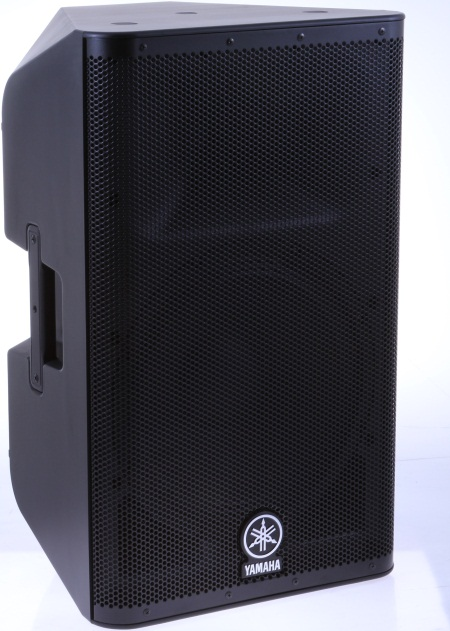 review yamaha dxr12 pa speakers american songwriter. Black Bedroom Furniture Sets. Home Design Ideas
