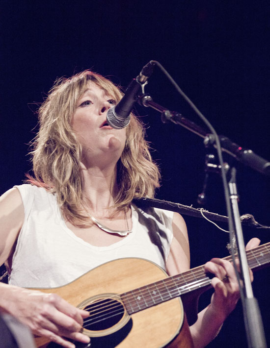 Beth Orton made her long-awaited return to Nashville to preview songs from her upcoming album, Sugaring Season on 9/20/12.