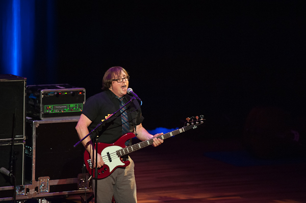 Ben Folds Five bassist Robert Sledge