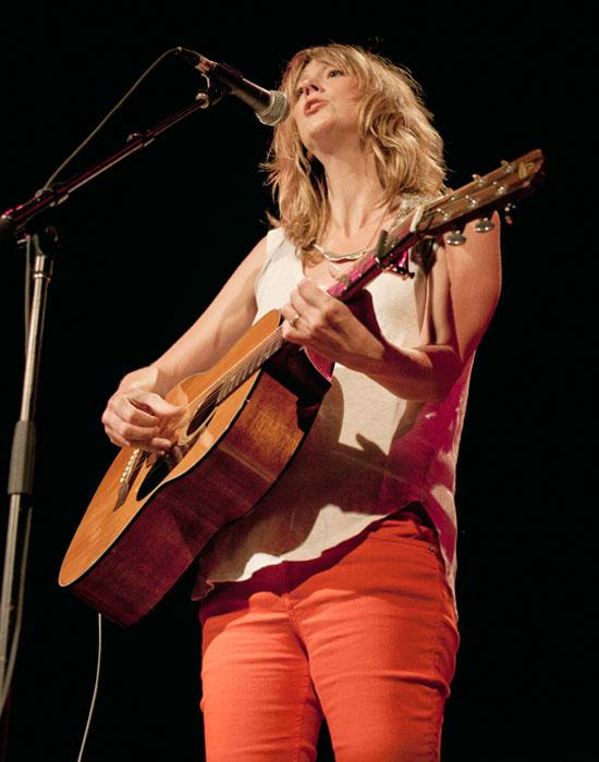 Beth Orton at the Belcourt Theater in Nashville, Tenn.