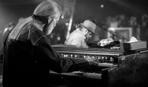 Zac Brown Band with Gregg Allman
