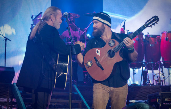 Zac Brown Band with Gregg Allman