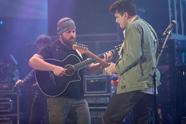 Zac Brown Band with John Mayer