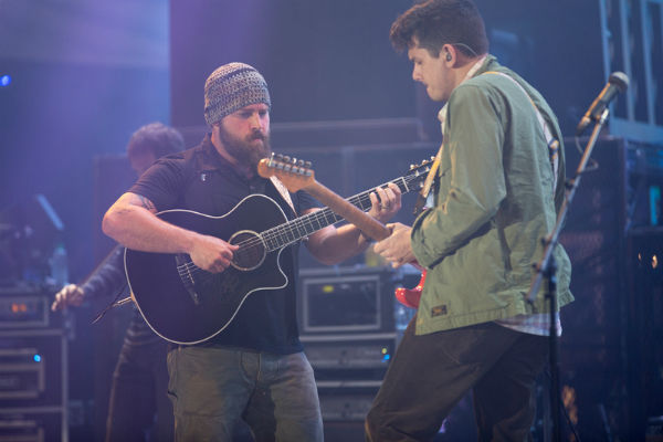 Zac Brown Band with John Mayer