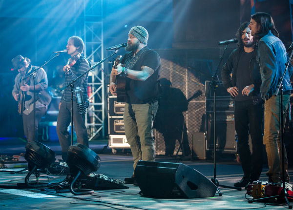 Zac Brown Band with Avett Brothers
