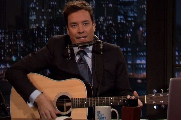 jimmy fallon channels bob dylan for halloween song american songwriter
