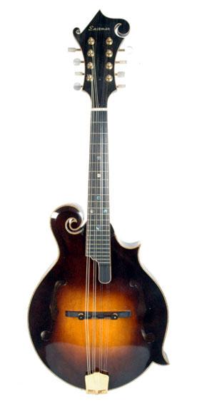 Review: Eastman Mandolin 915 « American Songwriter