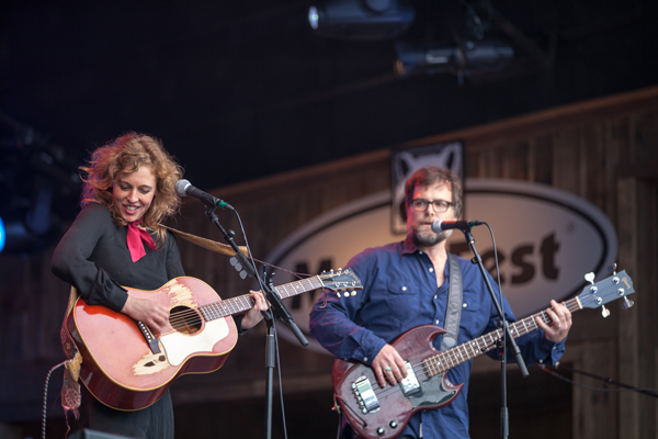 Eric Heywood with Tift Merritt