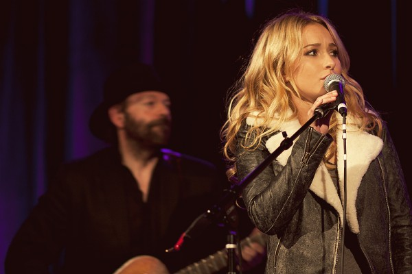 Hayden Panettiere3rd and Lindsley©Danielle Holbert