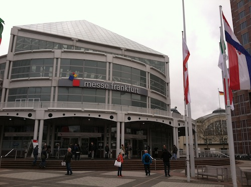 Welcome to the Frankfurt Musik Messe.