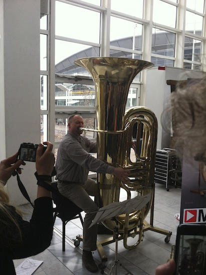 You'll find all styles of music at Frankfurt's Musik Messe.