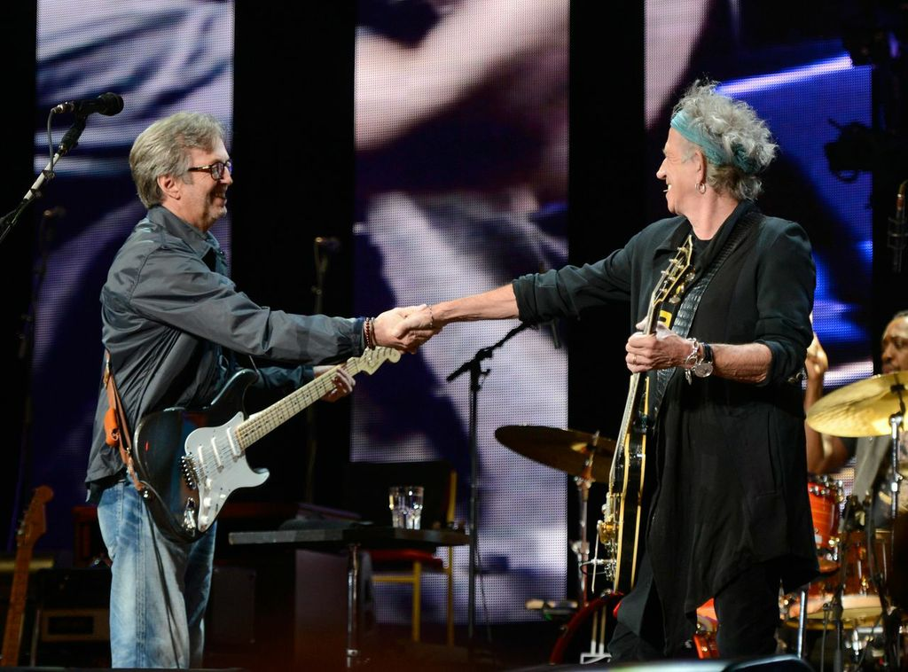 Review: Eric Clapton's Epic Crossroads - 128.5KB