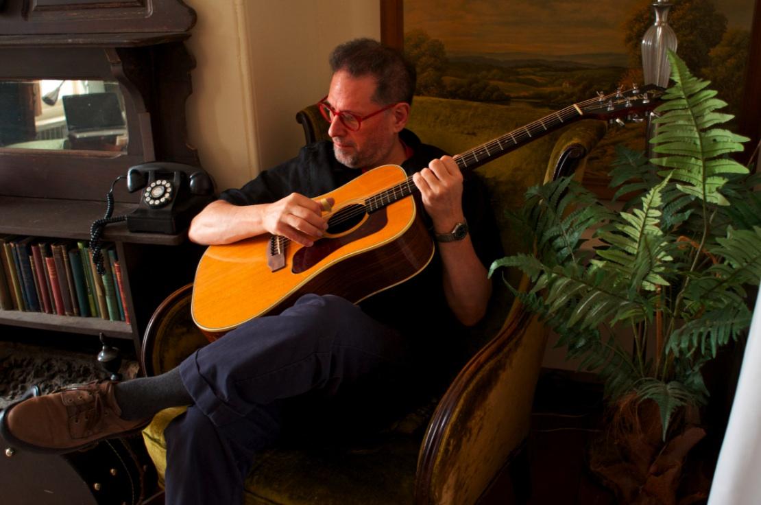 Glenn Jones: Garden State of Mind « American Songwriter