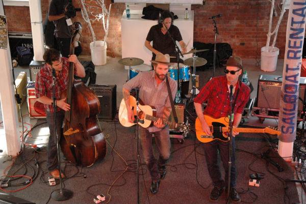 Nashville at Newport