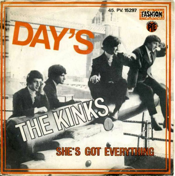 Behind The Song Kinks Days American Songwriter