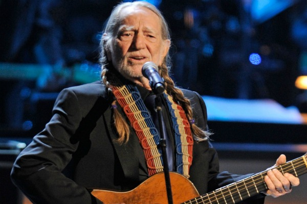 """10. """"What Was It You Wanted"""" by Willie Nelson: Nelson's deadpan, off-kilter phrasing fits perfectly with this tale of romantic confusion that Bob recorded on Oh Mercy. Few artists can tap into the idiosyncratic nature of Dylan, but Willie certainly makes that short list."""