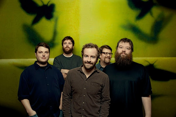 Trampled By Turtles 2014