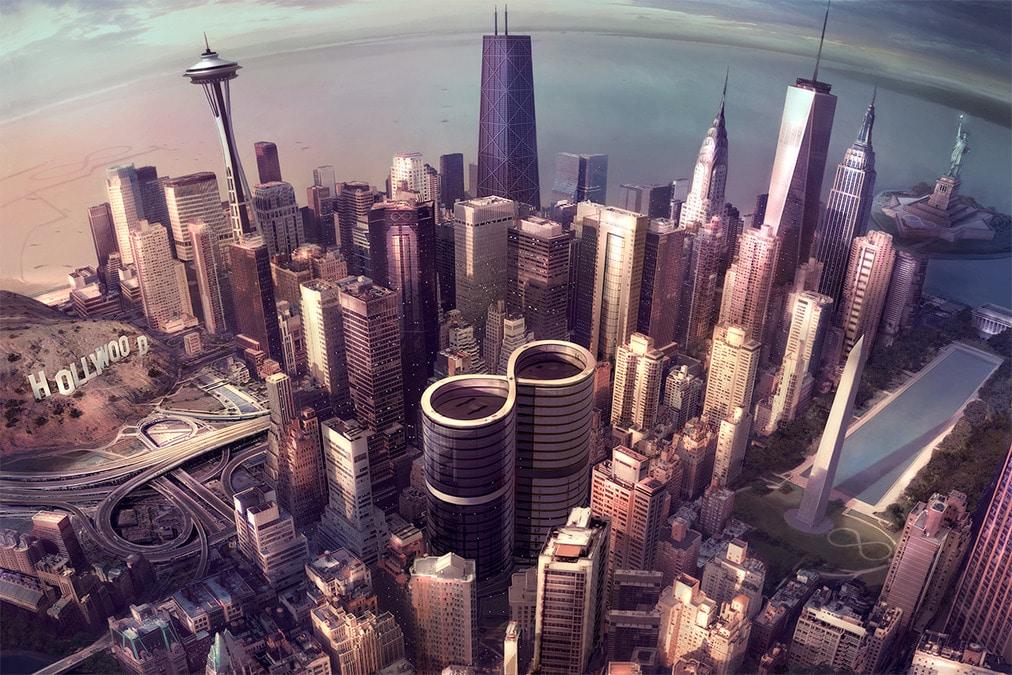 Foo Fighters Sonic Highways American Songwriter