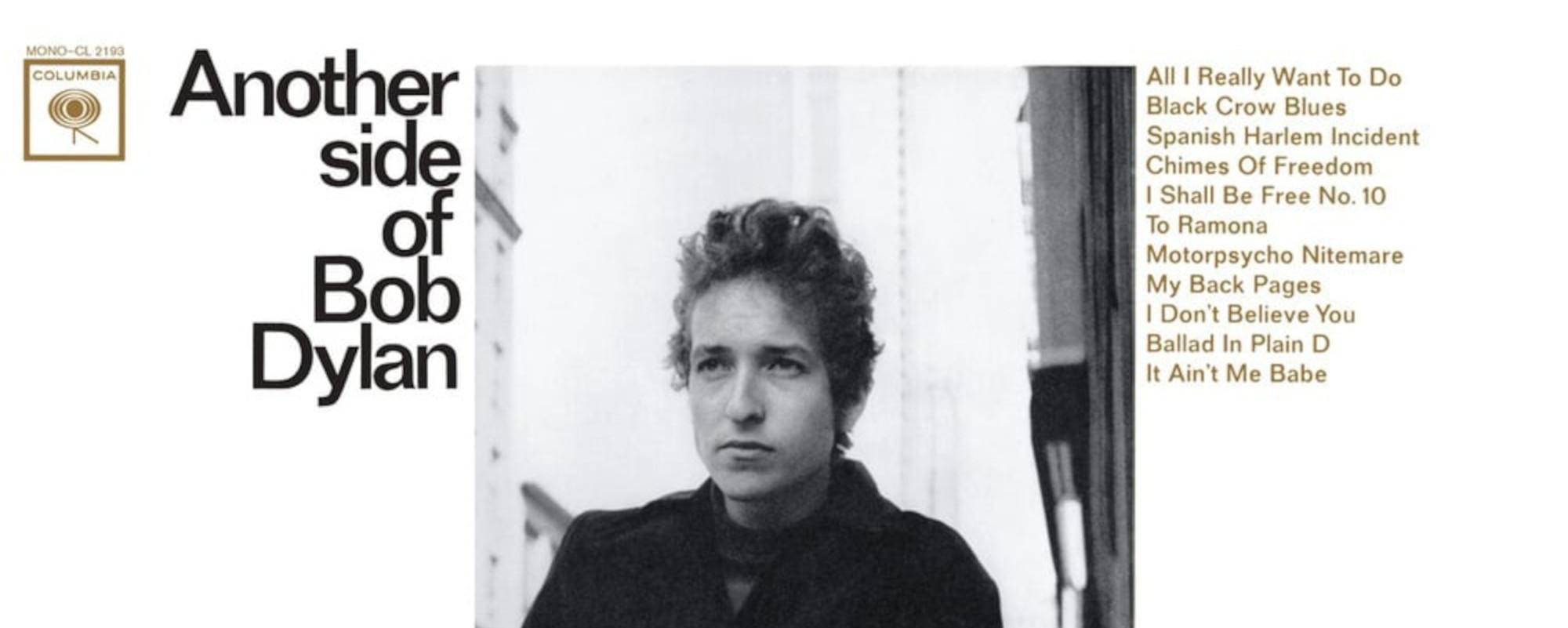 Lyric Of The Week: Bob Dylan,