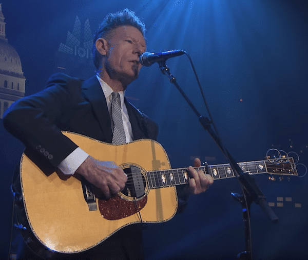 Lyle Lovett - Austin City Limits