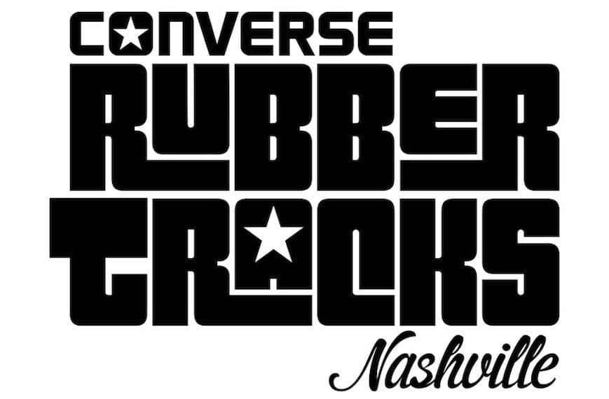 Converse Rubber Tracks Nashville