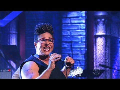 Alabama Shakes Perform on Colbert