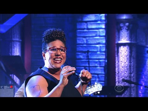 Alabama Shakes Perform on Colbert