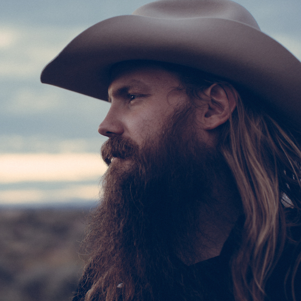 Chris Stapleton by Becky Fluke