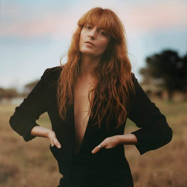 Florence Welch + the Machine