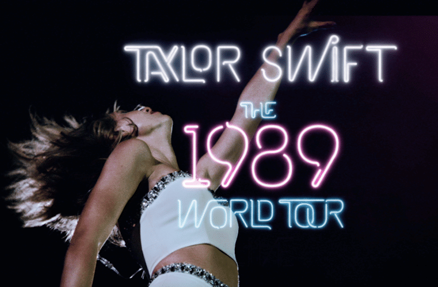 Taylor Swift - The 1989 World Tour LIVE