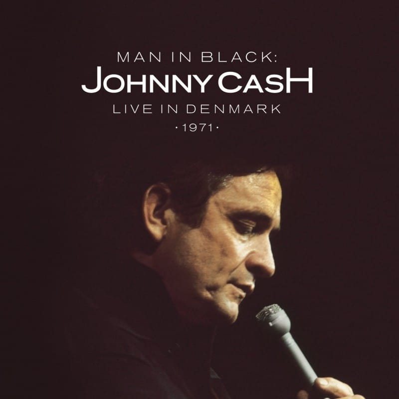 Johnny Cash - Live in Denmark