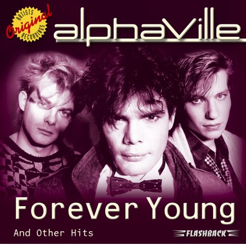 Alphaville Forever Young on Latest Writing A Will