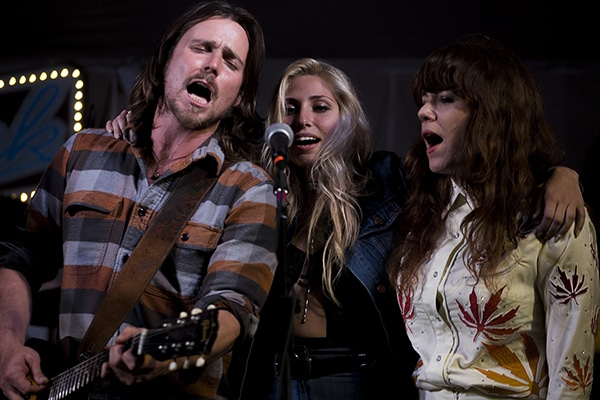 Lukas Nelson, Lily Meola, and Jenny Lewis