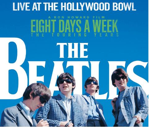 Beatles Live at the Hollywood Bowl