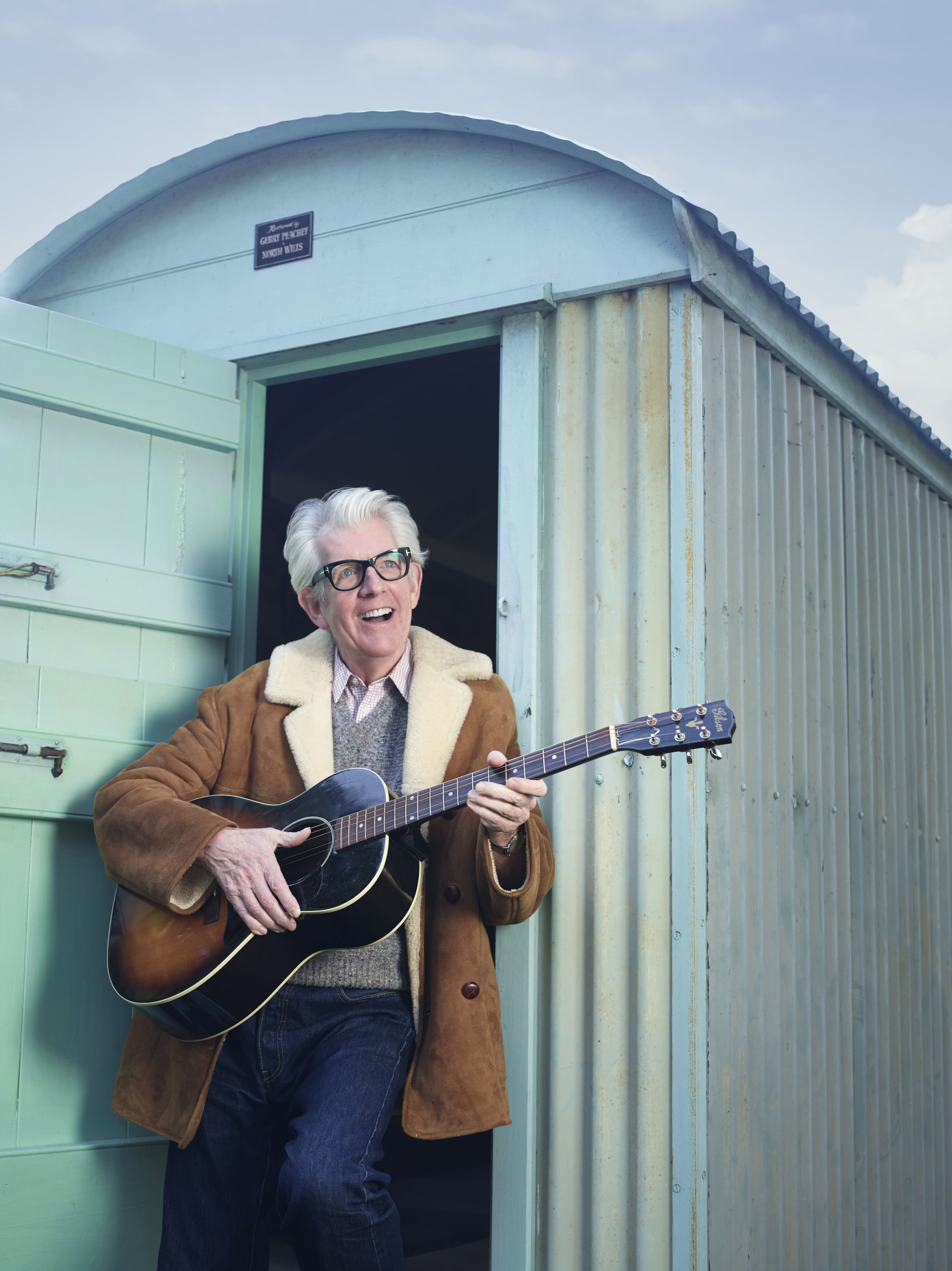 Nick Lowe Quot What S So Funny Bout Peace Love And