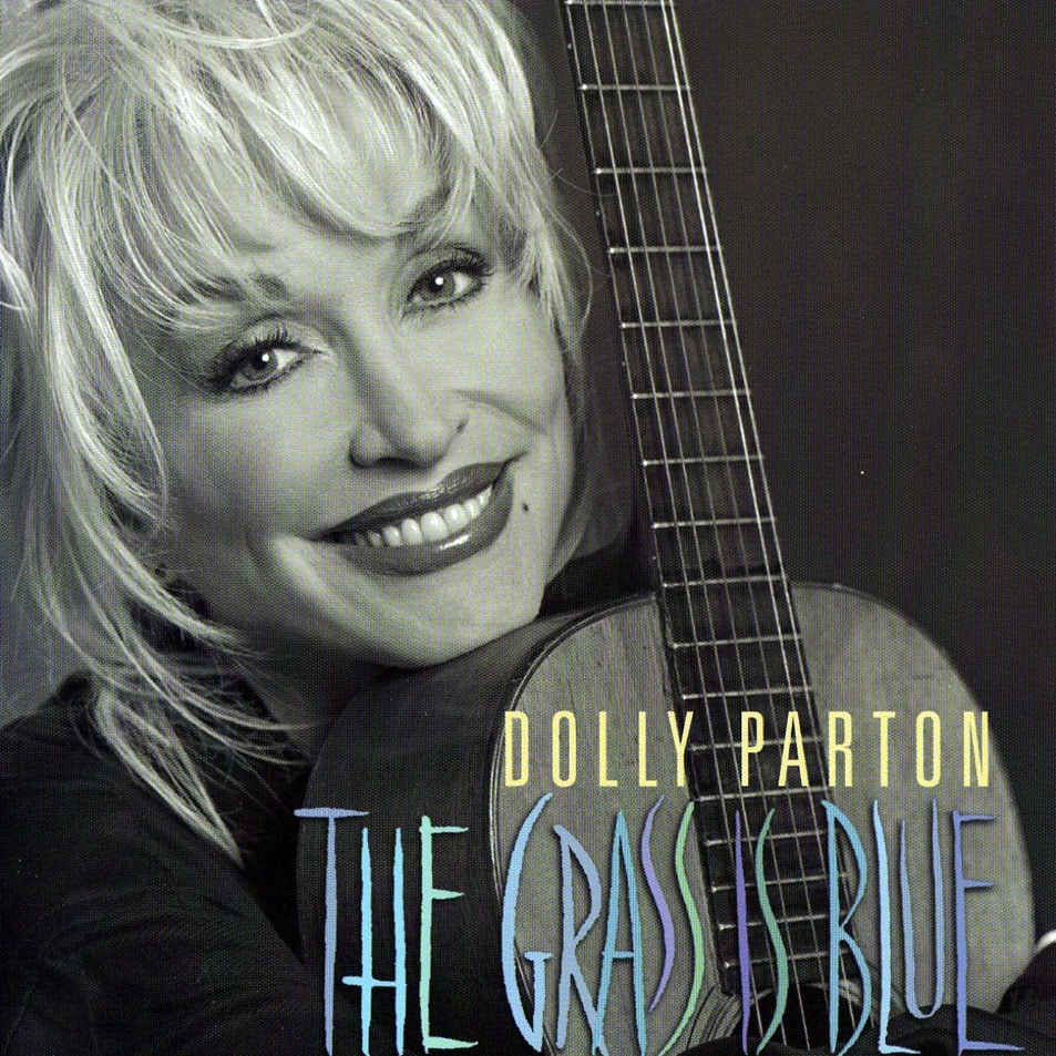 Dolly_Parton-The_Grass_Is_Blue-Frontal