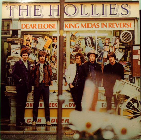 The Hollies Quot King Midas In Reverse Quot 171 American Songwriter