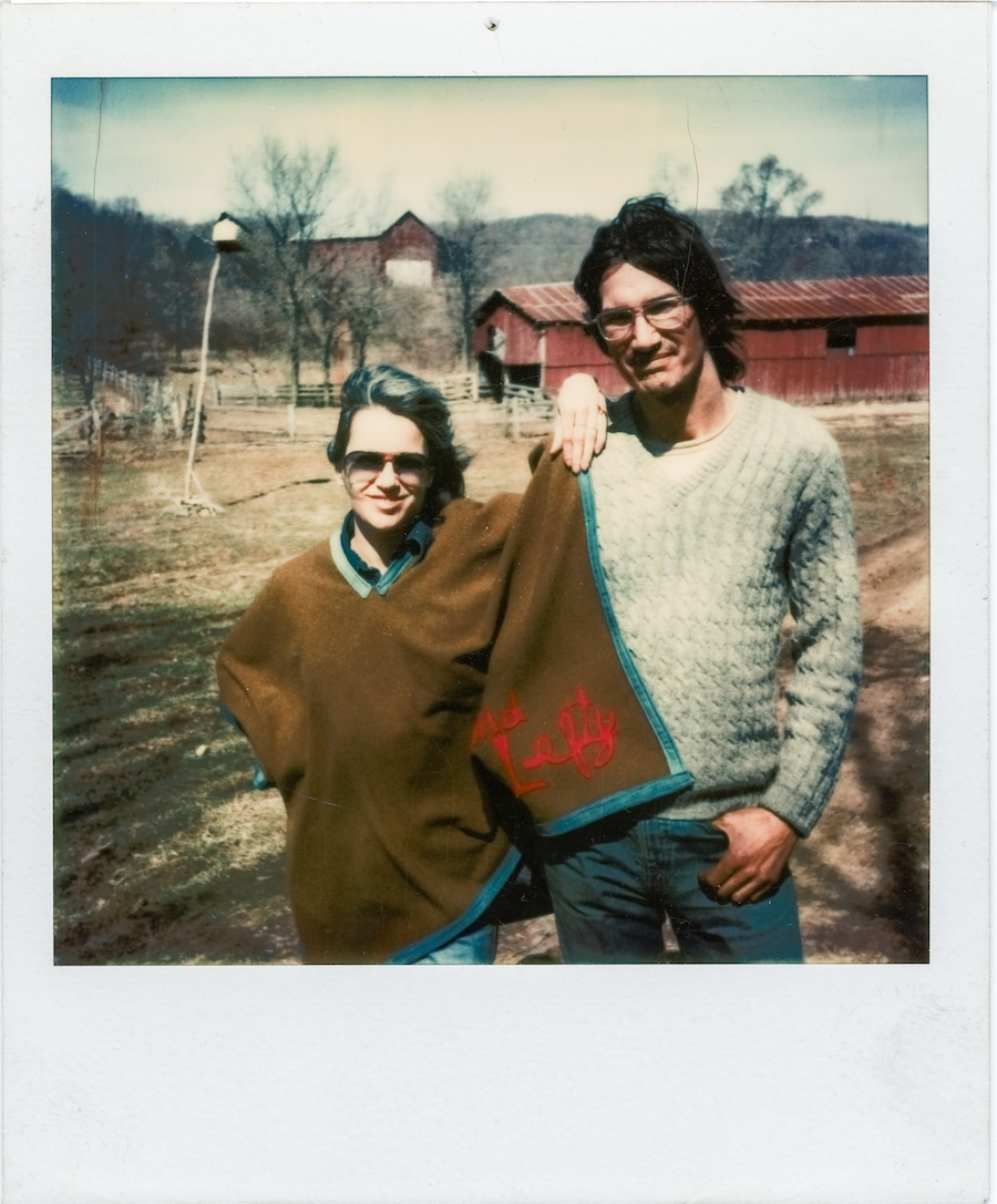 Susanna Clark and Townes Van Zandt, Susanna always Lefty to Townes's Pancho