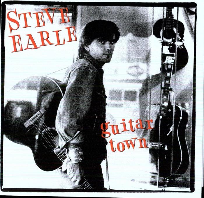 Steve Earle Guitar Town