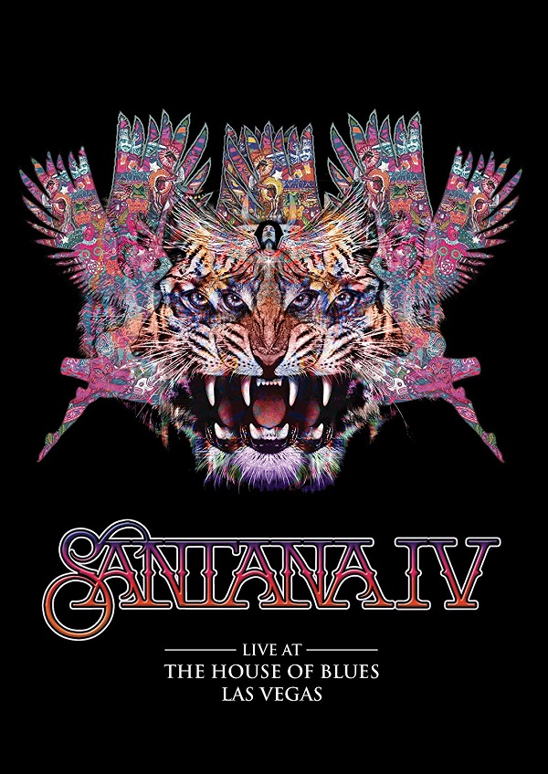 Santana Live at House of Blue
