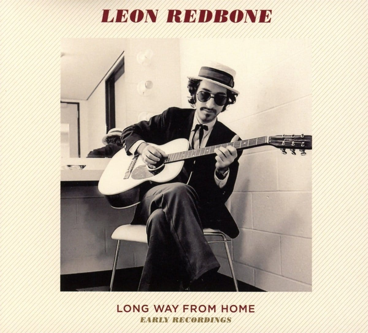 Leon Redbone: Long Way From Home/On the Track « American