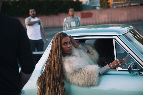 Beyonce 2016