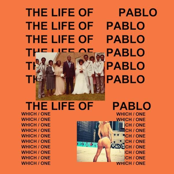Kanye west life-of-pablo