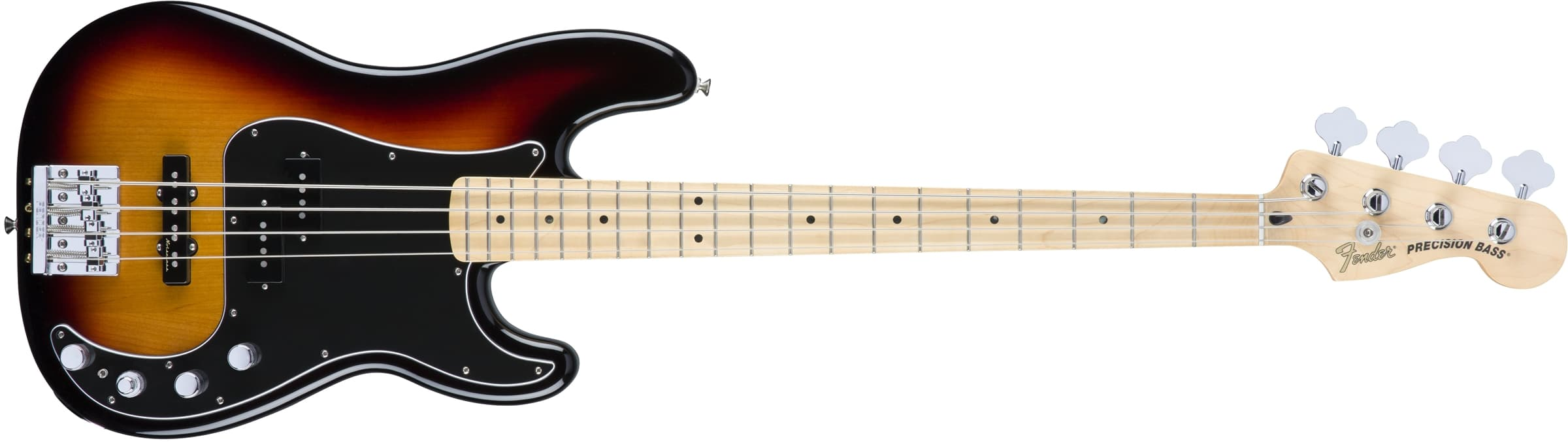 fender deluxe active precision bass review american songwriter. Black Bedroom Furniture Sets. Home Design Ideas
